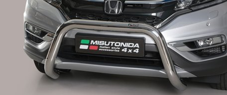 Honda CRV 2016+ pushbar 76 mm met CE/ EU certificaat