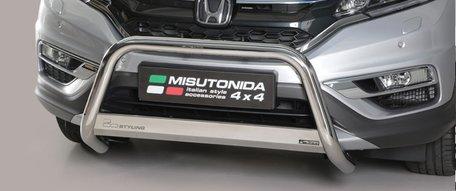 Honda CRV 2016+ pushbar 63 mm met CE / EU certificaat
