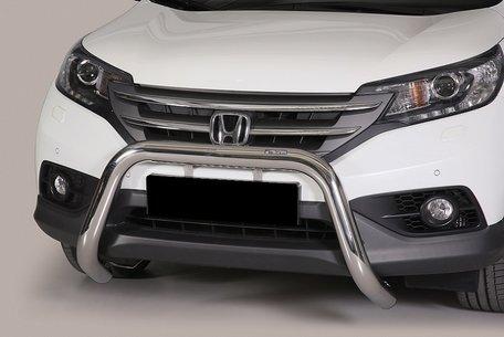 Honda CRV 2012 tot 2015 pushbar 76 mm met CE / EU certificaat