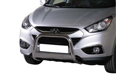 Hyundai IX 35 pushbar 63 mm met CE / EU certificaat