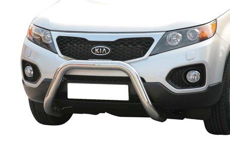 Kia Sorento 2009 tot 2012 pushbar 76 mm met CE / EU keurmerk