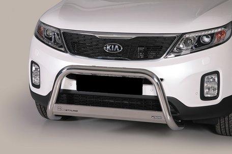 Kia Sorento 2013 pushbar 63 mm met CE / EU certificaat
