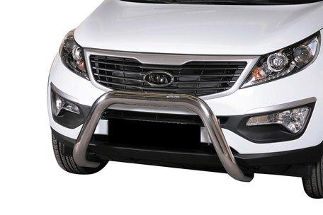 Kia Sportage 2010 tot 2015 pushbar 76 mm met CE / EU certificaat