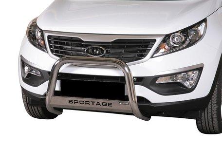 Kia Sportage 2010 tot 2015 pushbar 63 mm met CE / EU certificaat