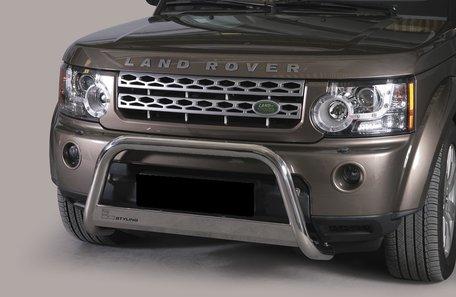Land Rover Discovery 4 pushbar 63 mm met CE / EU certificaat