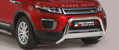 Land Rover Evoque 2016+ pushbar 63 mm met CE / EU certificaat