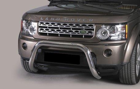 Land Rover Discovery 4 pushbar 76 mm met CE / EU certificaat