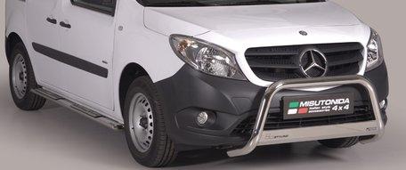 Mercedes Citan pushbar 63 mm met CE / EU certificaat