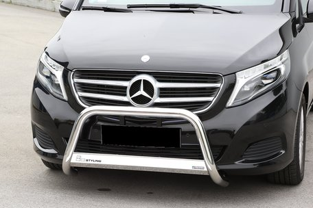 Mercedes Vito 2015+ pushbar 63 mm met CE / EU certificaat