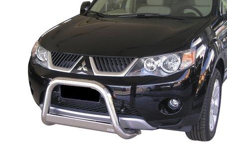 Mitsubishi Outlander 2007 tot 2009 pushbar 63 mm met CE / EU certificaat