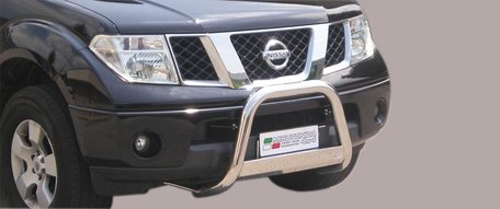 Nissan Navara pushbar 63 mm met CE / EU certificaat