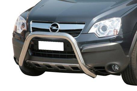 Opel Antara 2007 tot 2010 pushbar 76 mm met CE / EU certificaat