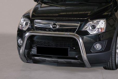 Opel Antara 2011+ pushbar 76 mm met CE / EU certificaat