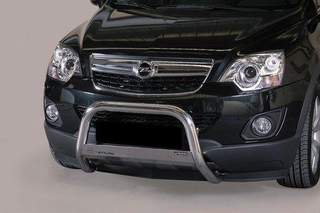 Opel Antara 2011+ pushbar 63 mm met CE / EU ceritifcaat