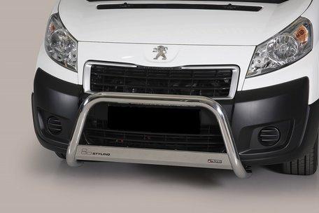 Peugeot Expert 2006 tot 2015 pushbar 63 mm met CE / EU keurmerk