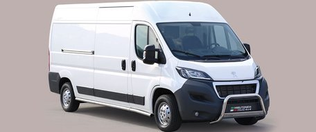 Peugeot Boxer 2014+ 63 mm met CE / EU keurmerk