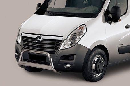Renault Master 2010+ pushbar 63 mm met CE / EU certificaat