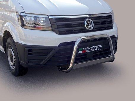 Volkswagen Crafter 2017+ pushbar 63 mm met CE / EU keurmerk