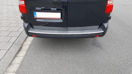 Citroen Jumpy 2016+ RVS bumperbeschermplaat