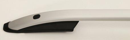 Mercedes Citan dakrails aluminium gebogen