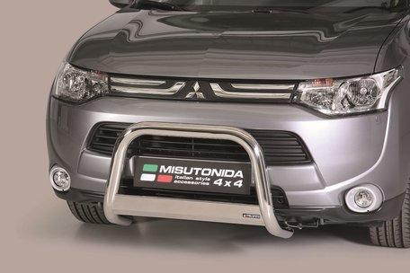 Mitsubishi Outlander 2013 tot 2014 Pushbar met CE/EU Certificaat
