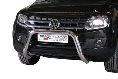 Volkswagen Amarok tot 2015 Pushbar 76 mm met CE / EU Certificaat
