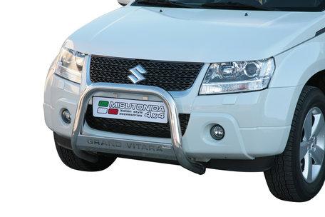 Suzuki New Grand Vitara 2006 + Pushbar 63 mm met CE/EU Certificaat