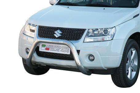 Suzuki New Grand Vitara 2006 + Pushbar 76 mm met CE/EU Certificaat