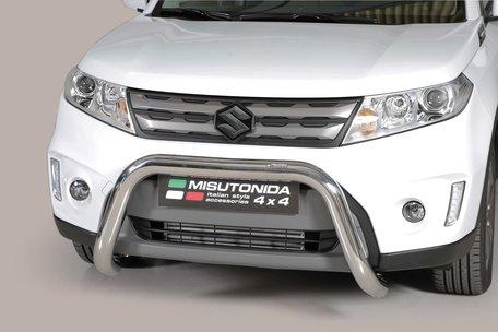 Suzuki Vitara vanaf 2015 Pushbar 76 mm met CE/EU Certificaat