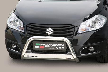 Suzuki SX 4 S-Cross 2013 tot 2016 Pushbar 63 mm met CE/EU Certificaat