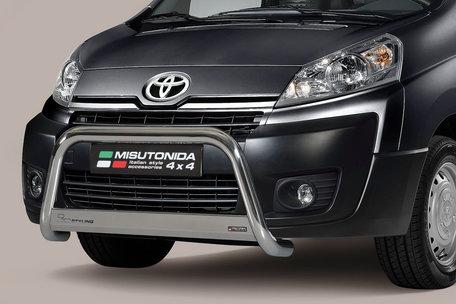 Toyota Pro Ace tot 2016 pushbar 63 mm met CE / EU certificaat