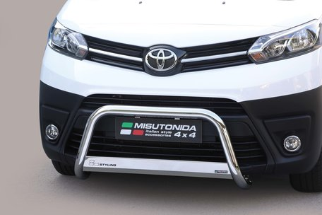 Toyota Pro Ace vanaf 2016 pushbar 63 mm met CE / EU certificaat
