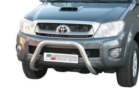 Toyota Hi-Lux van 2006 tot 2011 pushbar 76 mm met CE / EU certificaat