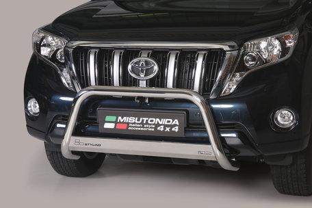 Toyota Landcruiser vanaf 2014 tot 2017 pushbar 63 mm met CE / EU certificaat