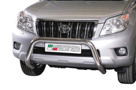 Toyota Landcruiser vanaf 2009 tot 2013 pushbar 76 mm met CE / EU certificaat