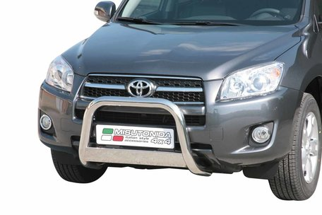 Toyota RAV 4 van 2009 tot 2010 Pushbar 63 mm met CE/EU Certificaat