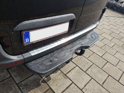 Mercedes Sprinter RVS bumperplaatbeschermer